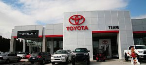 Best Commercial Construction Company : Larson Danielson Construction Co. (pictured: Team Toyota dealership project)