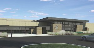 NEW HEADQUARTERS Tonn and Blank is close to completing the new $100 million headquarters for Urschel Laboratories in Chesterton.