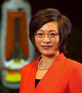 INNOVATION, APPLICATION AND EDUCATION Chenn Zhou is director of Purdue University Calumet's Center for Innovation through Visualization & Simulation, and interim associate vice chancellor for research and graduate studies.