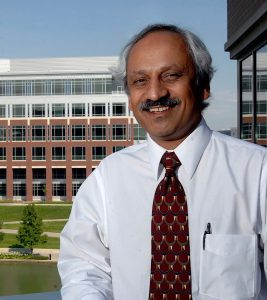 COMPLEMENTARY STRENGTHS Anantha Shekhar is director of the Indiana Clinical and Translational Sciences Institute, a public and private partnership of corporate, community and government entities.