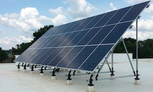 TO THE FUTURE A growing number of Hoosier homes and businesses are buyers and generators of solar power.