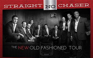 STRAIGHT NO CHASER Hot holiday tickets at the Morris Performing Arts Center.