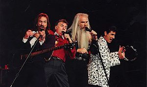 STAR PLAZA THEATER The Oak Ridge Boys drop by as the venue nears its final curtain call.