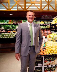 """PUT THE NEEDS OF PEOPLE FIRST"" Jeff Strack started as a stock boy and is now president and CEO of Strack & Van Til, the grocery chain his grandfather cofounded."