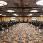 Green meetings The green factor and social responsibility are big players in event planning, says Deann Patena, director of sales and marketing at the Radisson Hotel at Star Plaza in Merrillville.