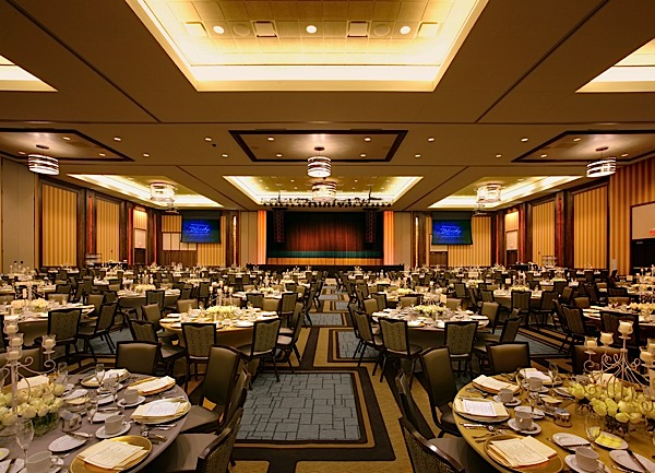 BEST SITE FOR A CORPORATE RETREAT: Blue Chip Casino Hotel & Spa, with the Stardust Meeting Room.