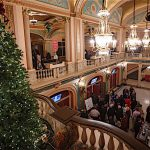 HOLIDAY CONCERT South Bend Symphony festivities at the Morris.