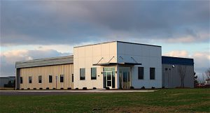 AN INDUSTRIAL LOOK Chester Inc. is guiding the Fairway Laser Systems project in Valparaiso.