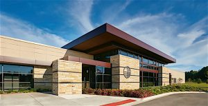 A FOCUS ON SUSTAINABILITY Tonn and Blank was the choice to build the new Urschel Laboratories World Headquarters in Chesterton.