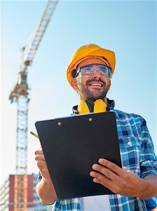 DRIVER OF ECONOMIC GROWTH Significant movement in the construction industry suggests that the region is poised for a healthy future.