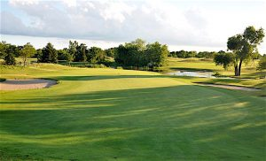 BEST GOLF COURSE, AND BEST COURSE FOR OUTINGS White Hawk Country Club, Crown Point.