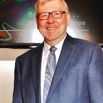 """""""WE NEED TO RAISE THE PROFILE OF INTERNATIONAL TRADE IN OUR REGION,"""" says Keith Kirkpatrick, vice president of membership for the Northwest Indiana World Trade Alliance and president of his own KPM Group Inc."""