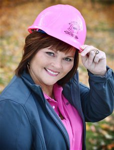 """""""No one ever achieves greatness from living within their comfort zone."""" —Jayne Flanagan, Michiana Brick & Building Supply"""
