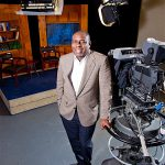 RISING STAR James A. Muhammad joined Lakeshore Public Media as president and CEO in 2013.