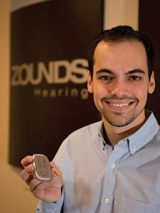 Kevin Hand of Zounds Hearing