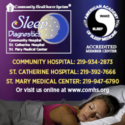 Community Hospital - Sleep Diagnostic Ad