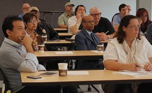 1 Million Cups brings together entrepreneurs for networking and discussion over coffee. Hammond chapter meets from 9 to 10:30 a.m. Wednesdays in Room 115 at CMEC, 7150 Indianapolis Blvd, Hammond.