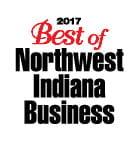 2017 Best of Northwest Indiana Business Logo