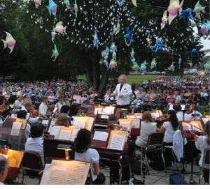 Northwest Indiana Symphony presents this year's South Shore Summer Music Festival with free concerts for family, friends and neighbors to enjoy in the great outdoors.