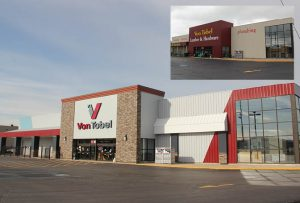 For Von Tobel's, remodel of their Schererville store Ken Pylipow, president and CEO of Von Tobel, chose an outside team to help them market to the next generation of customers.