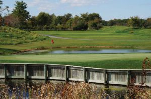 2017 Best Golf Course for Charitable / Business Outings, White Hawk, Crown Point.