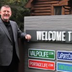 Chris Mahlmann, founder and publisher of Ideas in Motion Media which publishes ValpoLife, PortageLife, LaPorteCountyLife, NWIndianaLife began over his garage in Valparaiso.