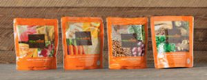 Real Food Blends offers four different meal varieties and will soon add fifth, a breakfast blend.