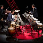 DPAC's ensemble-in-residence, the Grammy-winning percussion quartet Third Coast Percussion, on December 1.