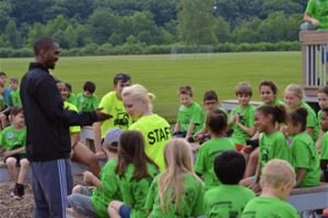 Ron and Reesha Howard's Game Day Sports Camp