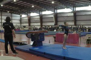 Midwest Gymnastics invite