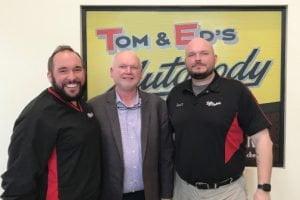 Tom and Ed's Auto Body