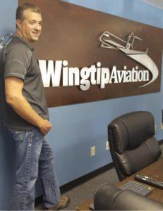 Jeromy Montesano of Wingtip Aviation
