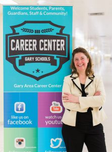 Michelle Meadows, director of career and technical education, Cary Area Career Center