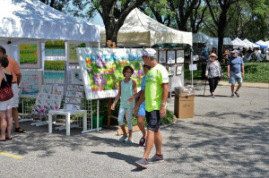 Veterans get free admission to Michigan City art festival Aug. 18-19 thanks to $2,500 donation