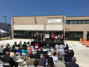 Gary Airport Customs facility opens