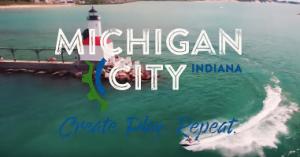 Video promotes economic, quality of life benefits of Michigan City, Northwest Indiana