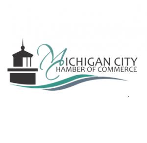 Michigan City chamber logo