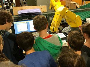 MakerMinded LIFT STEM program