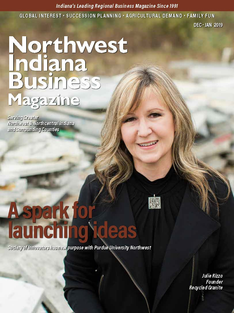 Northwest Indiana Business Magazine - Dec-Jan issue