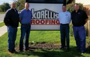 Korellis Roofing in Hammond