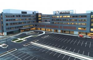 Franciscan Health Michigan City hospital