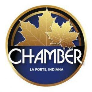 LaPorte Chamber logo