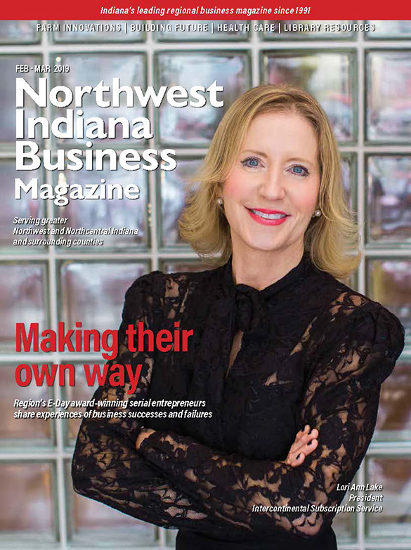 Northwest Indiana Business Magazine Feb-Mar 2019 issue