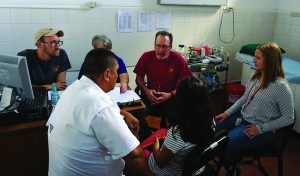 Doctor donates time in Guatemala