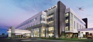 La Porte Hospital rendering