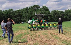 Kyler Laird driverless tractor
