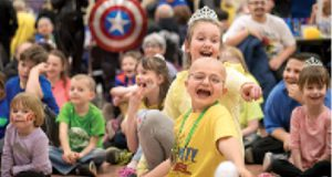 2017 St. Baldrick's event in Merrillville
