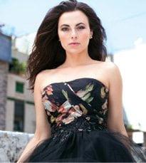Mezzo-soprano Isabel Leonard
