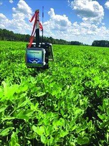 CropMetrics farm innovations
