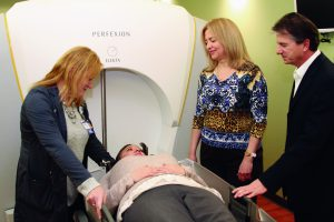 Gamma Knife upgrade at Methodist Hospitals